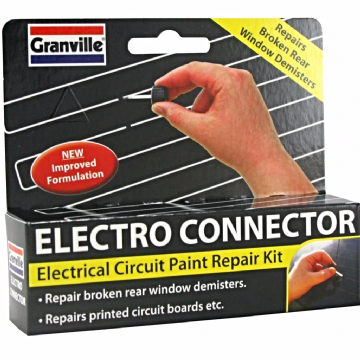 Granville Electro Connector 3g Circuit Paint Repair Kit Car Demister Boards